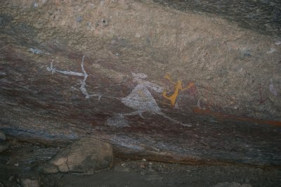 2012 Aug 16 Rock art Nourlangie 1