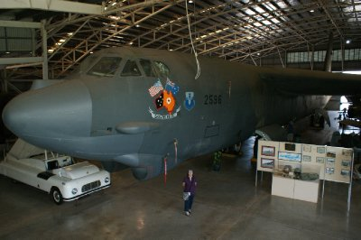 2012 Aug 22 Hiroe and B52 Bomber