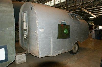 2012 Aug 22 B24 Liberator Cockpit caravan