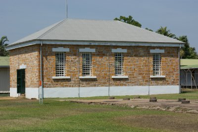 2012 Aug 22 fanny bay Gaol Infirmary 2