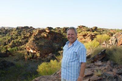 2012 Sep 1 Bob at Hidden Valley 1