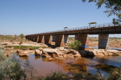 2012 Sep 16 Bridge at Nanutarra