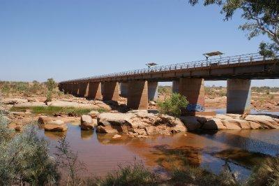 2012 Sep 16 Bridge at Nanutarra
