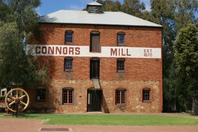 2012 Sep 28 Connors Mill Toodyay