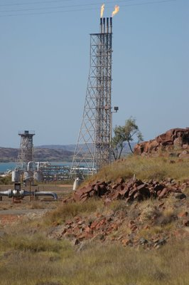 2012 Sep 15 Gas Facility at Dampier 3