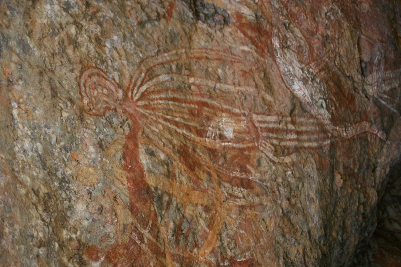 2012 Aug 16 Rock art Nourlangie 3