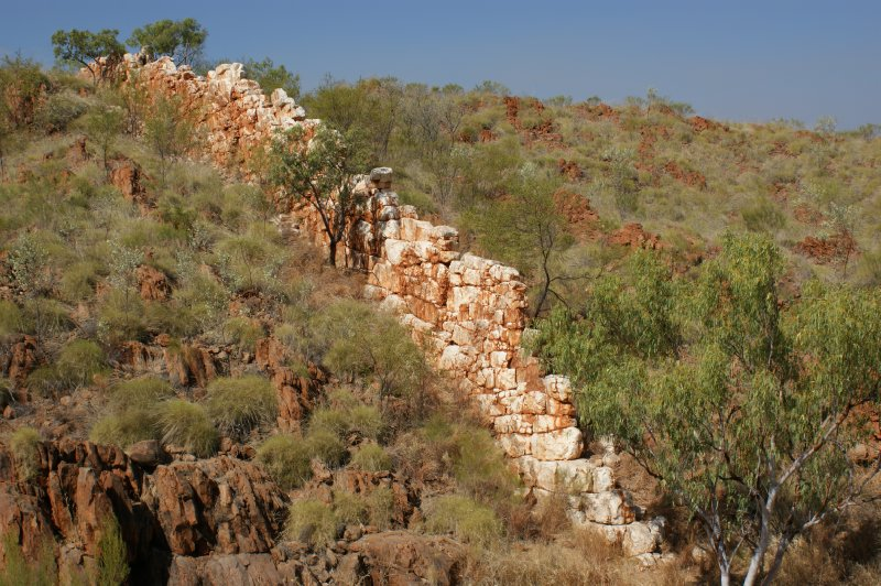 2012 Sep 5 China Wall near Halls Creek 2