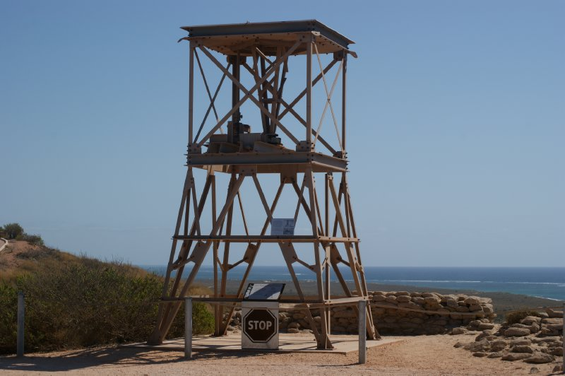 2012 Sep 17 Old WW2 Radar site Exmouth