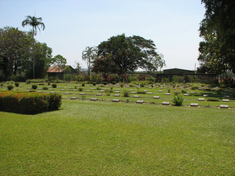 Adelaide River War Cemetery 2