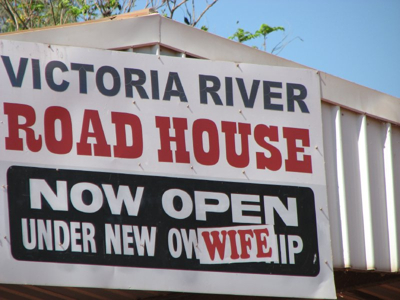 Victoria River Road House