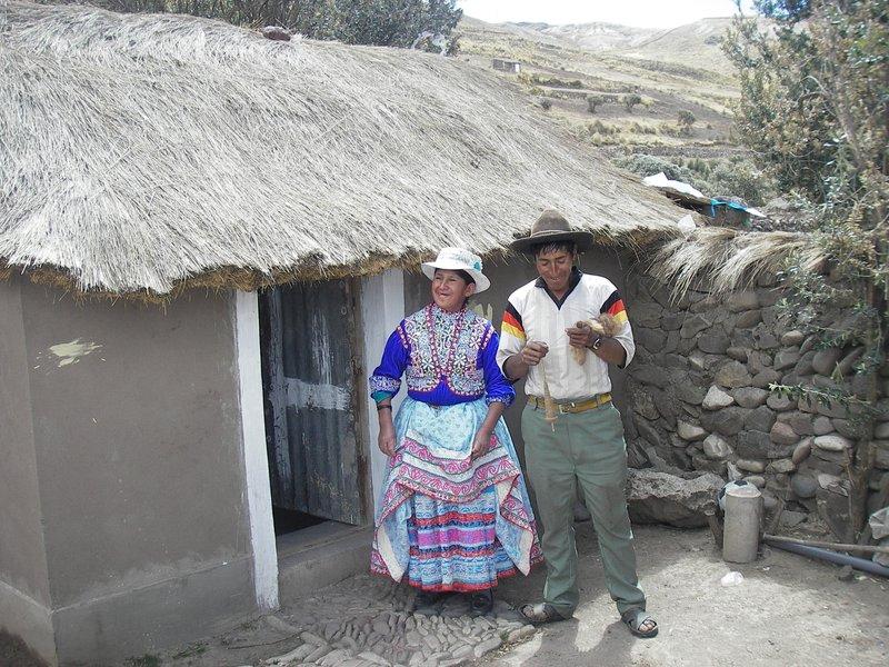Couple from Sibayo