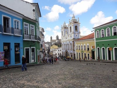 Old City Salvador