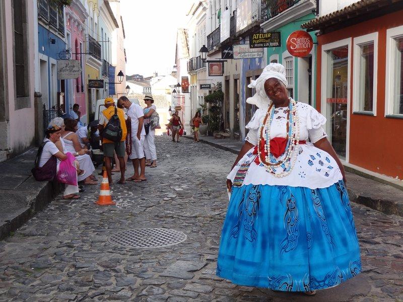 Streets of Bahia