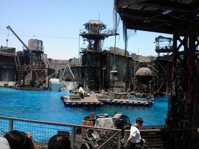 waterworld show