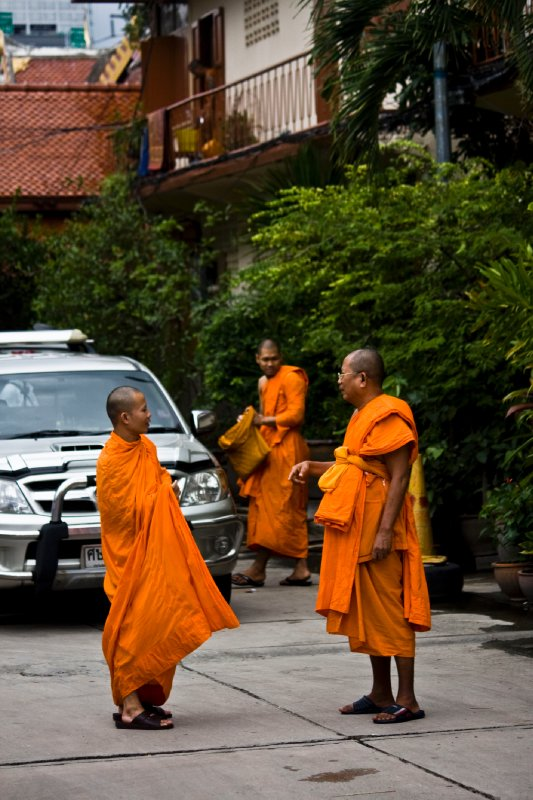 monks