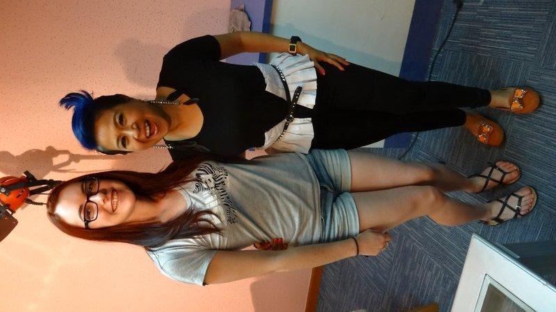 Salinee and I