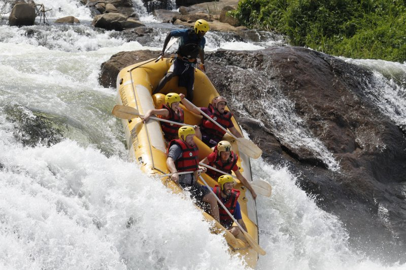 Rafting - no kidding