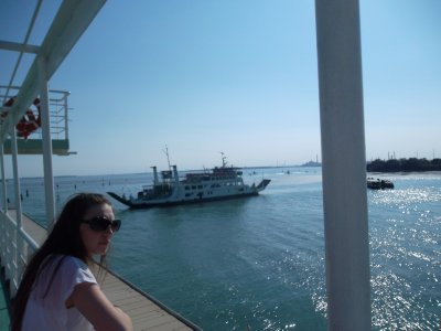 Brenna - Ferry to Lido