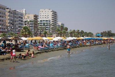 Laranca is very much a resort city