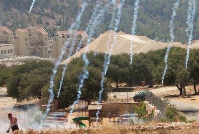 Protest at Bil'in