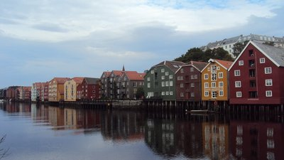 Trondheim - really is this pretty