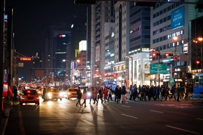 Seoul by night (3)