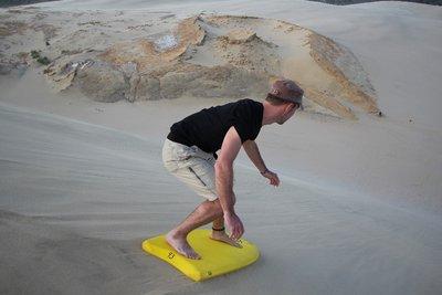 Te Paki Sand Dunes (Jen's picture) - (2)