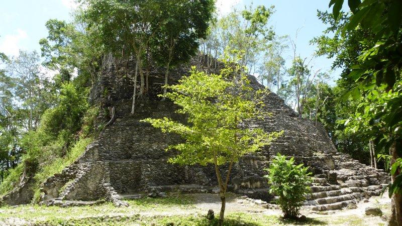 The Danta pyramid