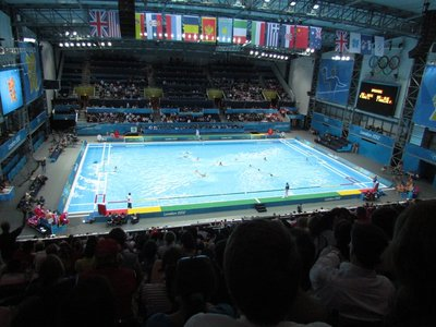 The waterpolo