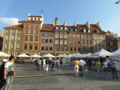 Stare Miesto square