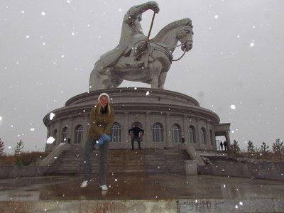 Gangnam style at Genghis Khan