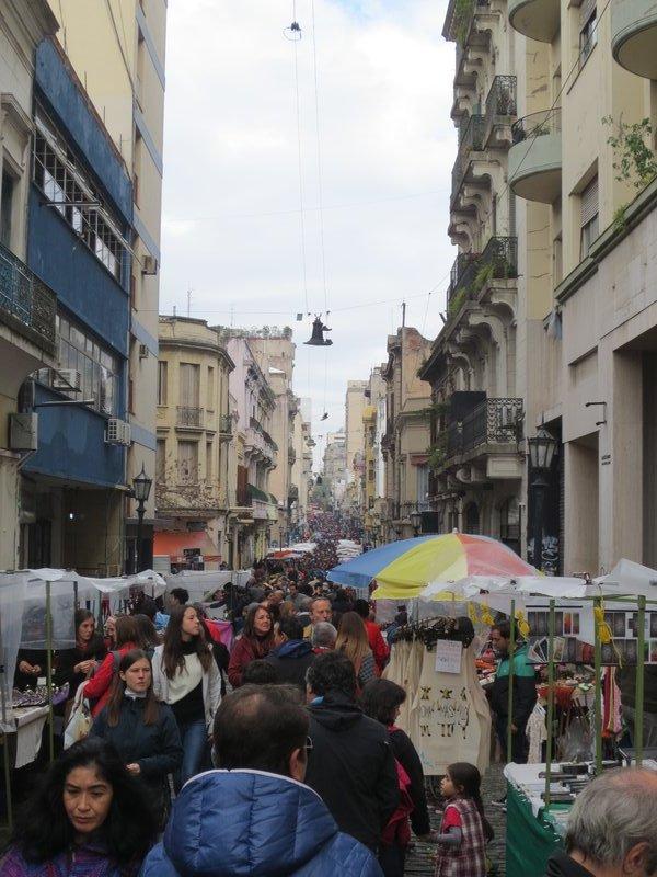 Markets in San Telmo