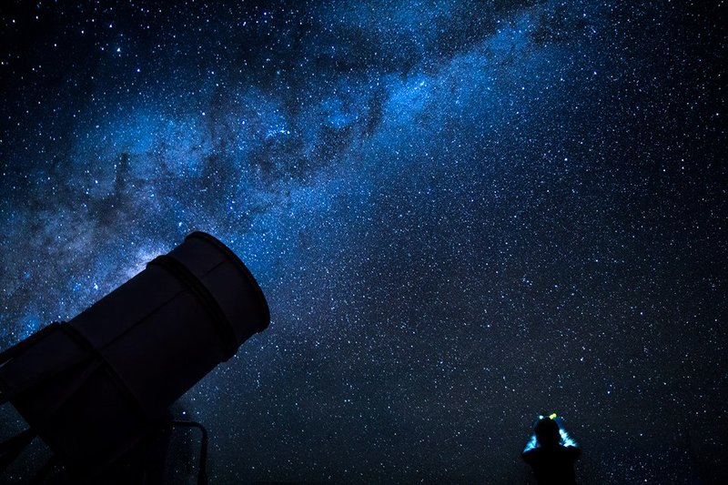 The Milky Way - taken by Jimmy McIntyre