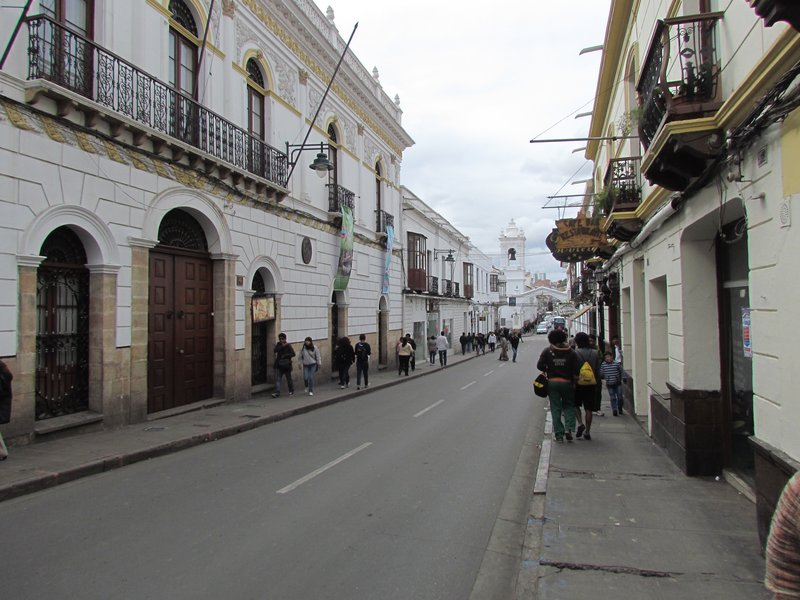 White city of Sucre