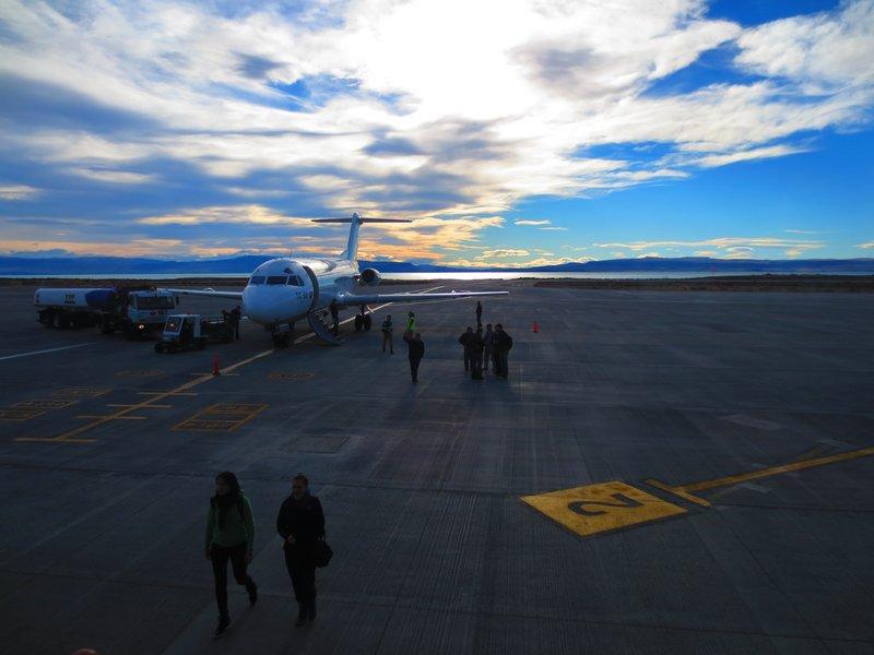 Our little plane