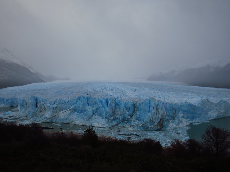 Perito Moreno glaciar