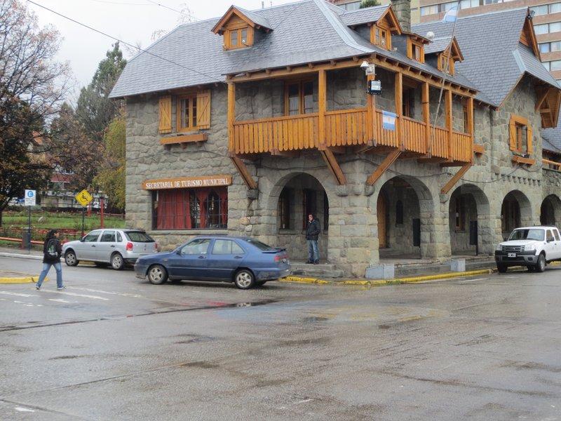 town square bariloche