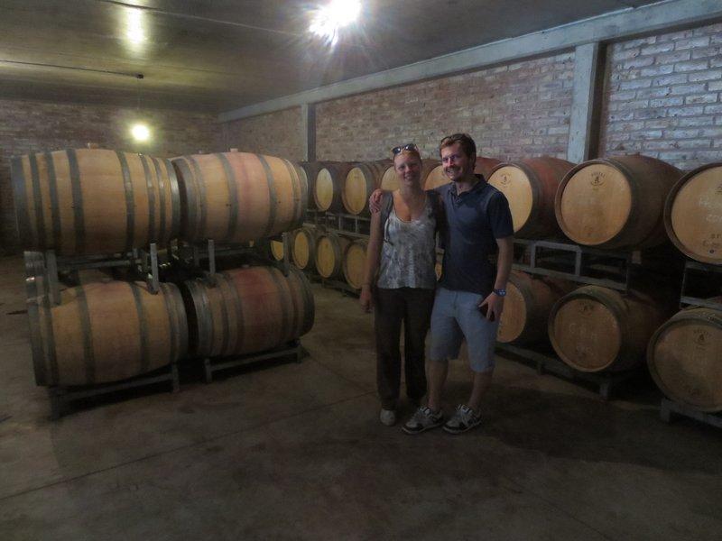 Carinae winery