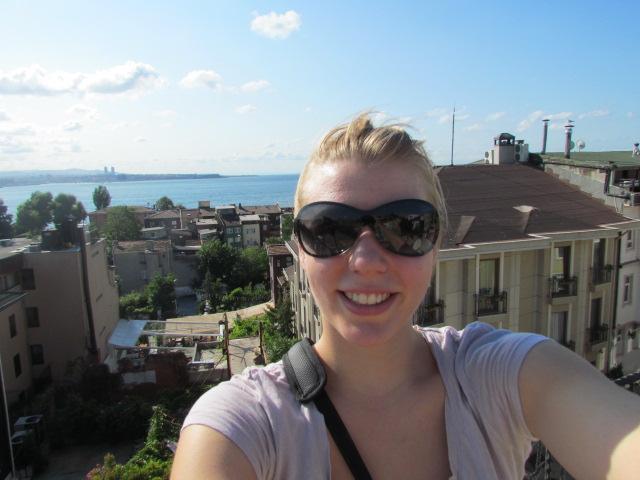 Hostel Balcony