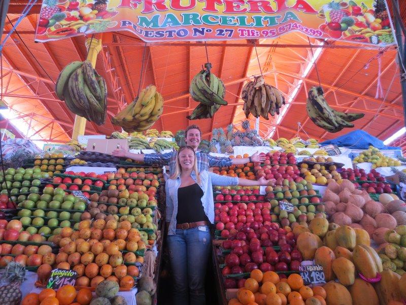 Arequipa markets