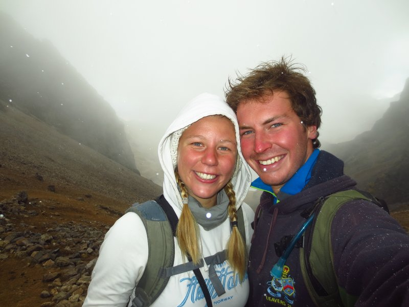 At the pass - 4650m above sea level