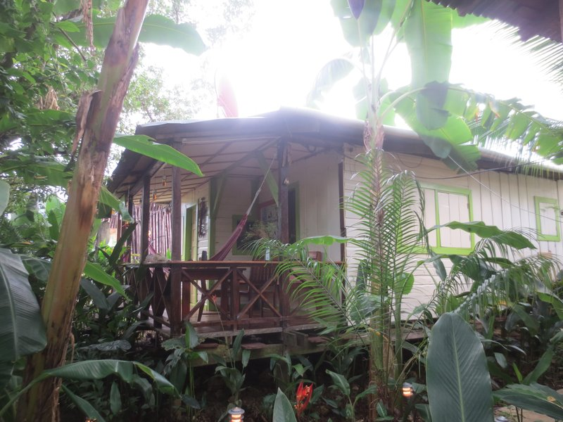 Our gorgeous bungalow