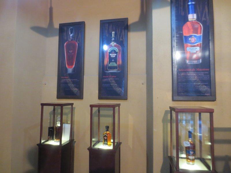 Exclusive havana rums