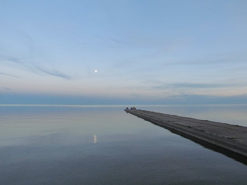 Curionian lagoon