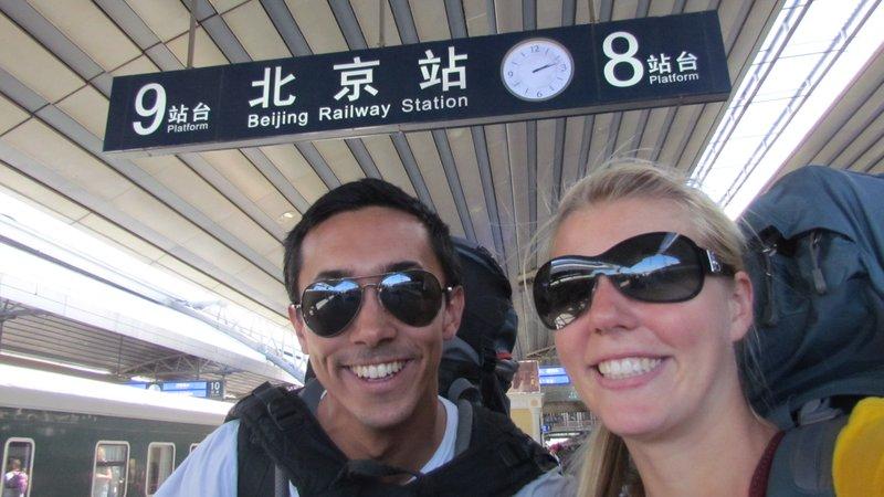 Finally arrived in Beijing