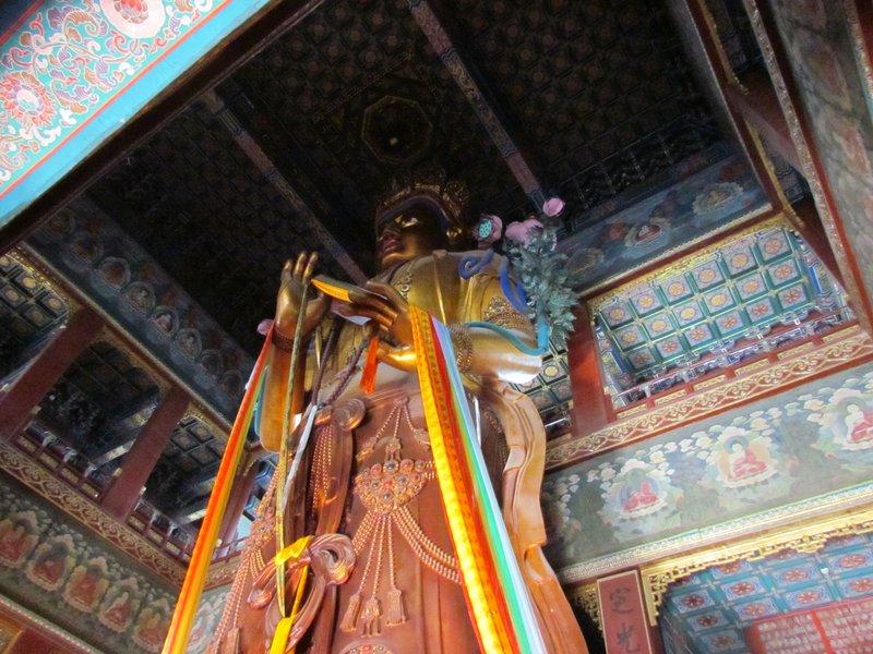 lama temple buddha