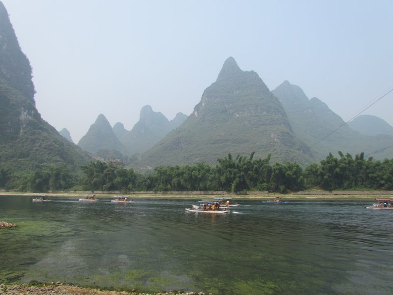 Yangshuo hike