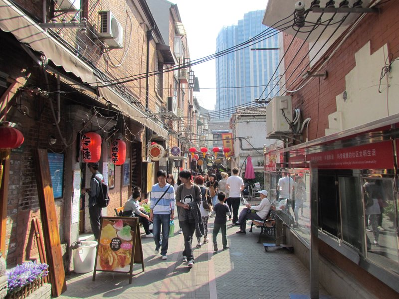 Tianzifung shanghai