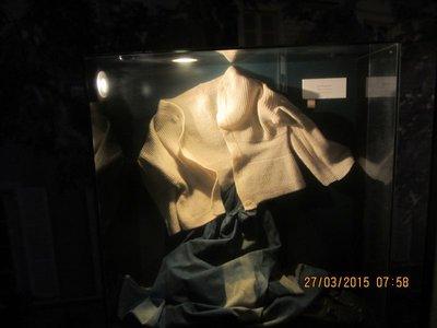 Bernadette's clothes