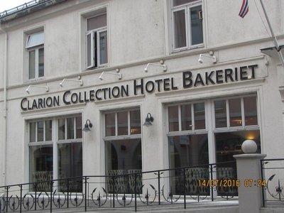 Clkarion Collection Hotel Bakeriet in Trondheim